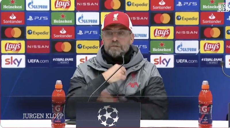 (Video) 'The world is sometimes a bad place…' Klopp's brilliant answer on Firmino/Jota question