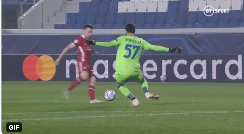 (Video) New angle shows what Diogo Jota actually did for hat-trick goal – wasn't a rebound & was maybe best of the three