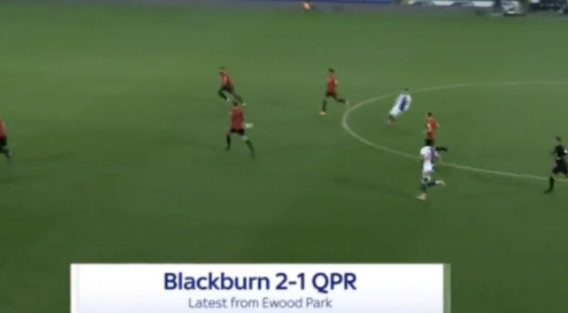 (Video) Absolutely Unreal Harvey Elliott assist as youngster's Blackburn loan gets even better