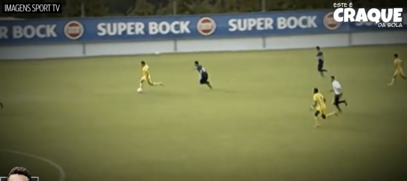 (Video) Diogo Jota aged 18, killing it for Pacos de Ferreira, including length of field dribble goal