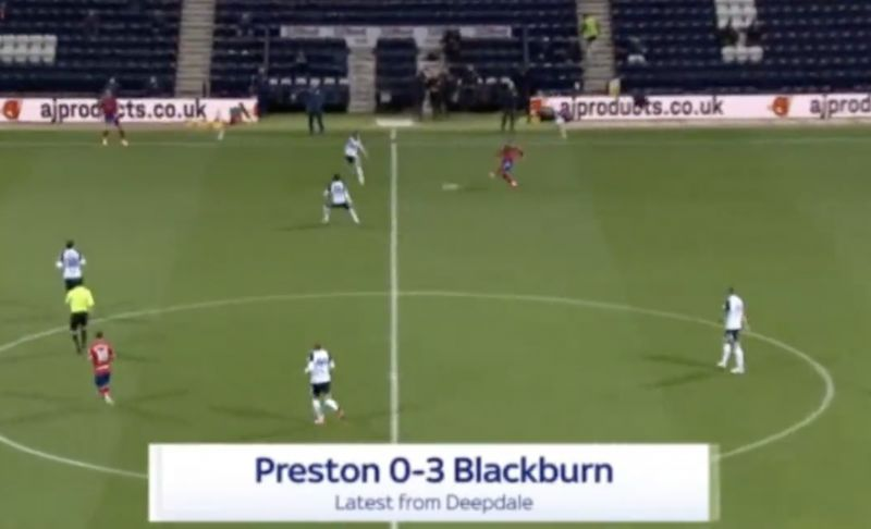 (Video) Harvey Elliott's sweet hockey-assist for Blackburn shows superb vision and weight of pass