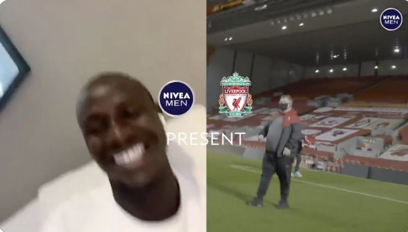 (Video) Beautiful: Sadio Mane makes brilliant Liverpool fan Lee's day – and it's a must watch for everyone