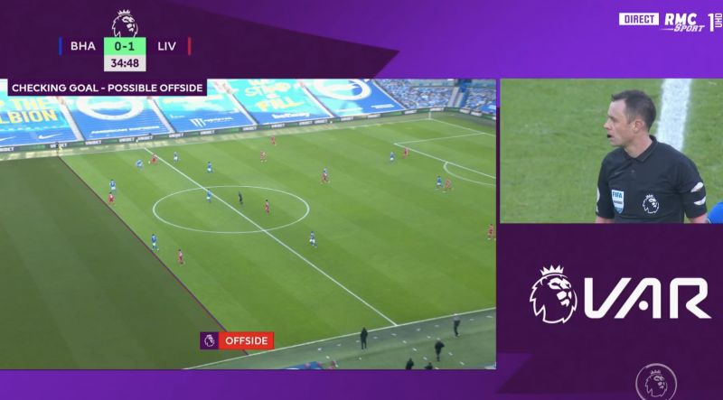 (Videos) Mo Salah's three beautiful PL goals this season ruled out by VAR nonsense