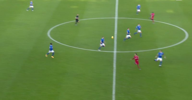 (Video) Bobby Firmino controls pacey 70-yard pass with lovely skill in unseen clip