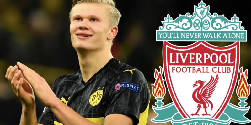 """He will land there"": RB Salzburg director explains Erling Haaland will sign for Liverpool"