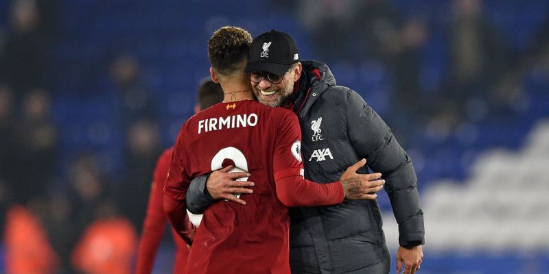 Klopp likens Firmino to a musician playing '12 instruments in our orchestra'
