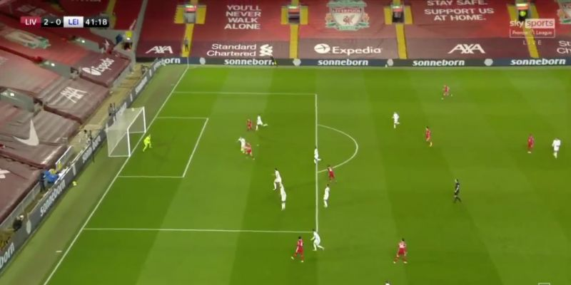 (Video) Jota finishes off gorgeous Liverpool attack as summer signing continues unreal goal-scoring form