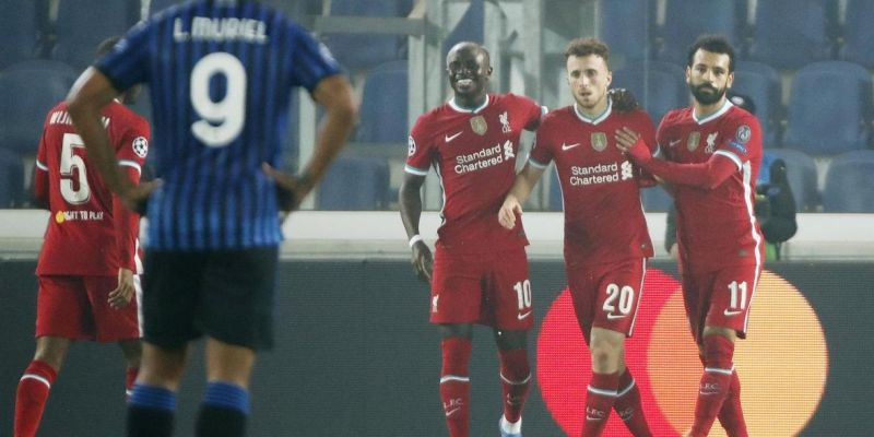 RB Leipzig crack 5-0 joke on Twitter as Liverpool thrash Atalanta in the Champions League