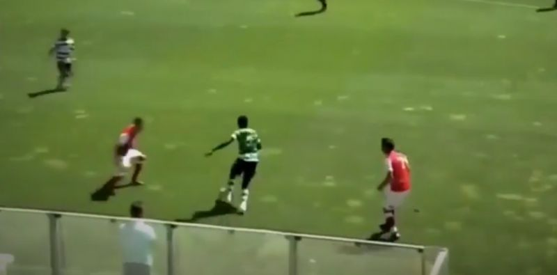 (Video) Nuno Mendes' best bits as Liverpool linked with Portuguese wonderkid