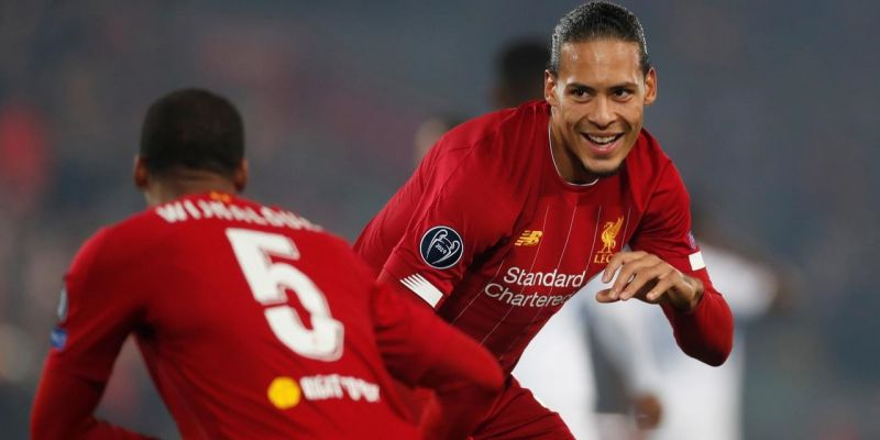Wolves star lauds Liverpool as one of world's best teams as he gushes about Van Dijk