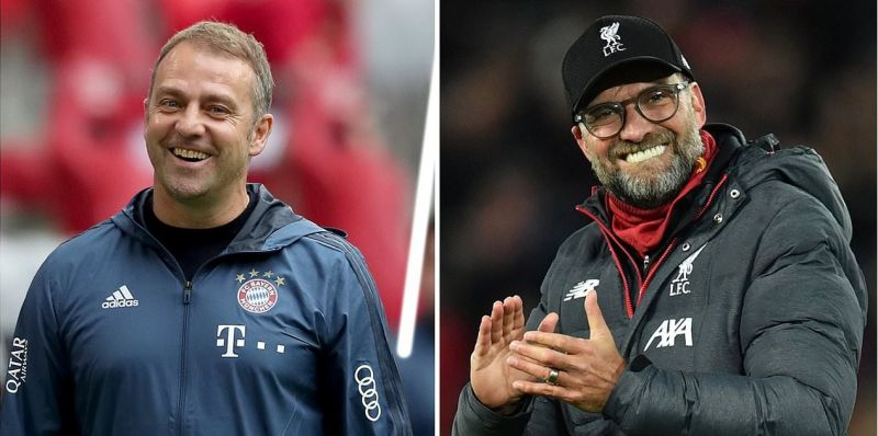 Jurgen Klopp coy over being named world's best manager; says it's Hansi Flick