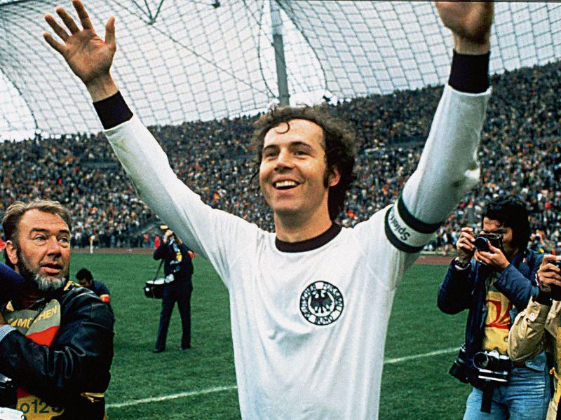 (Images) Liverpool fans react to Franz Beckenbauer waxing lyrical about Van Dijk