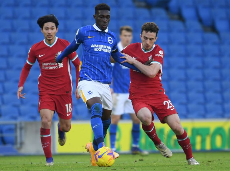 'It scares me to think of Bissouma in that team' – Brighton podcaster speaks on Liverpool-linked midfielder
