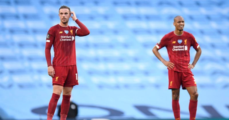 Jordan Henderson singles out 'top-class' Fabinho for praise ahead of Spurs clash
