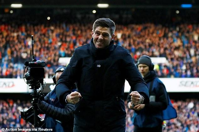 Steven Gerrard outlines ultimate Liverpool ambition