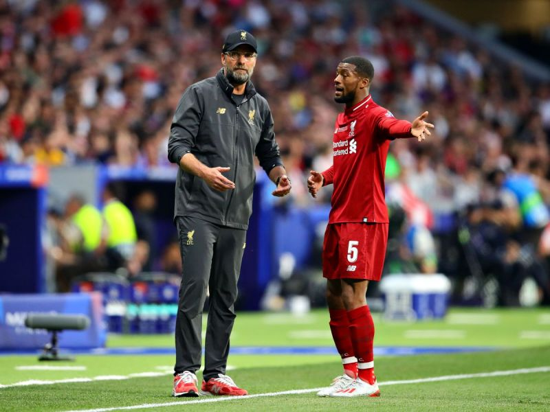 What Wijnaldum is demanding from Liverpool, with Gini available on a Bosman in nine days time