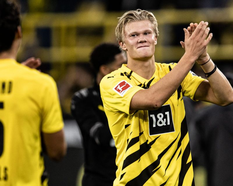 Reported Liverpool target Erling Haaland ready for next step, claims Lothar Matthaus