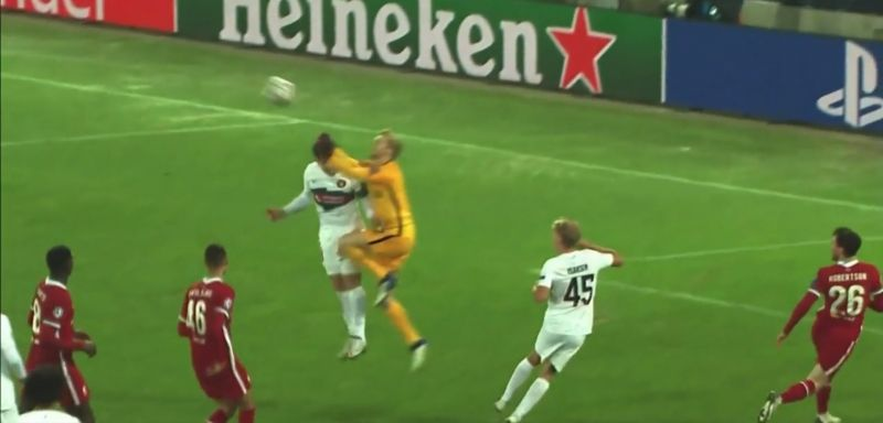 (Video) Kelleher's near-decapitating punching clearance to deny Sviatchenko
