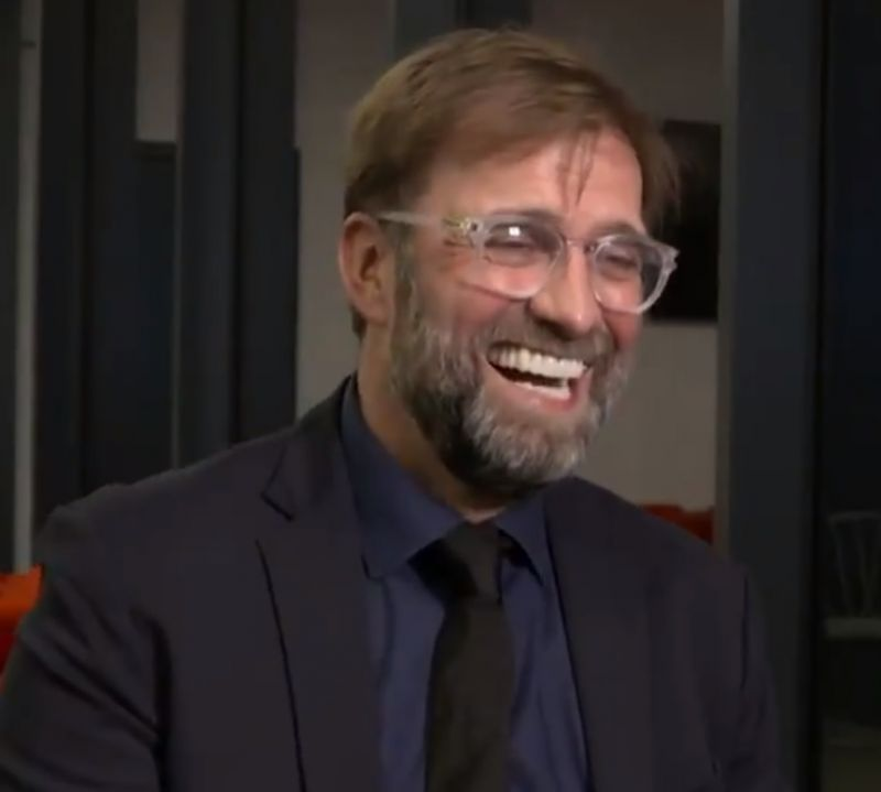 (Video) Radio host with ridiculous stab at Klopp over penalty claim