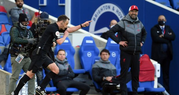 (Images) ESPN report reveals Liverpool most hard-done by in the Premier League by VAR