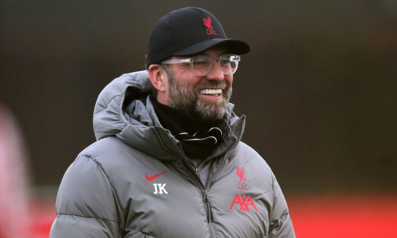 (Images) Jurgen Klopp spotted at Marine… though all is not as it seems