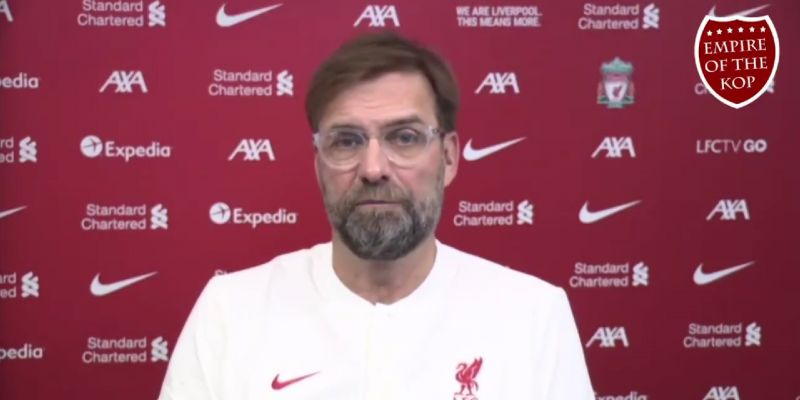 (Video) Jurgen Klopp's touching Gerard Houllier tribute; explains 'true legend' would've 'loved' LFC's new training facility