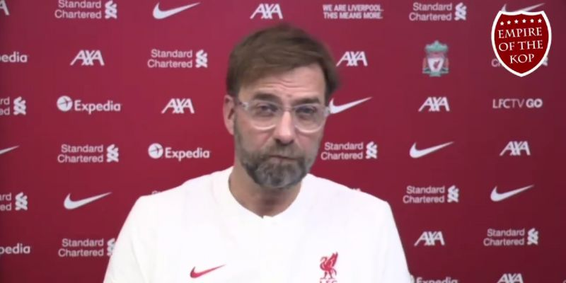 (Video) Jurgen Klopp issues annoying Joel Matip injury update
