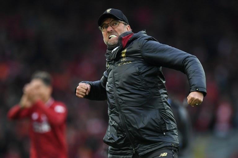 Klopp hits back against rival complaints of Liverpool advantage