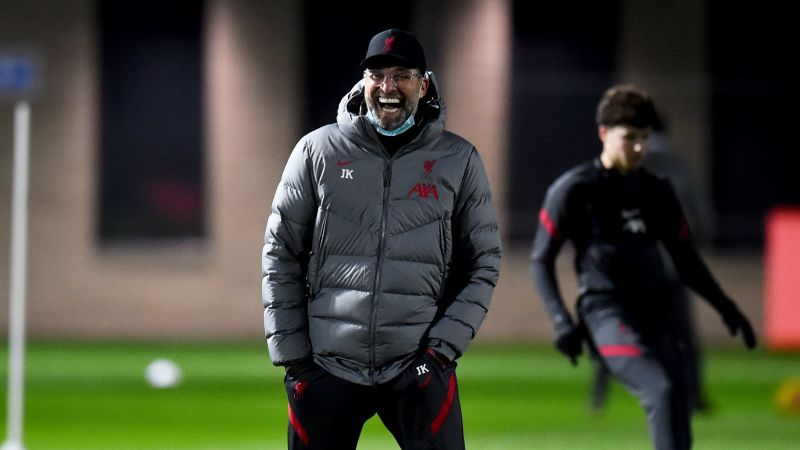 Klopp identifies Liverpool injury-returnee who can be key 'difference-maker'