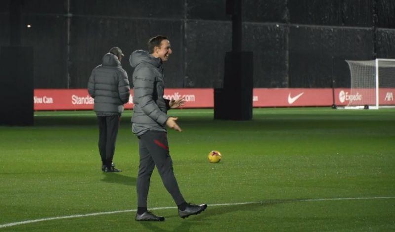 Pep Lijnders hints Liverpool will have quiet transfer window