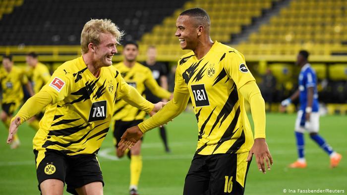 Liverpool eye Dortmund defender as potential alternative to Upamecano