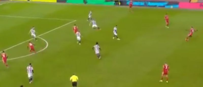 (Video) Another angle on Matip assist shows off sumptuous pass