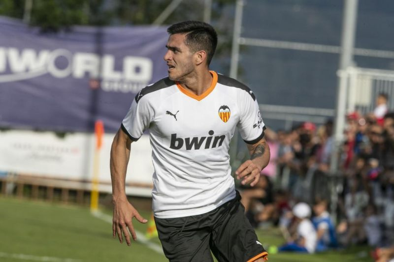 The £125m Valencia star 'scouted' by Liverpool