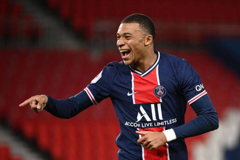 Liverpool named Real Madrid's biggest rival for Kylian Mbappe 'from the very beginning'