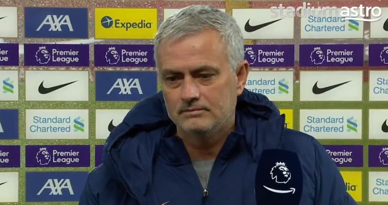 Phil Thompson teases Jose Mourinho with 'better team lost' gag