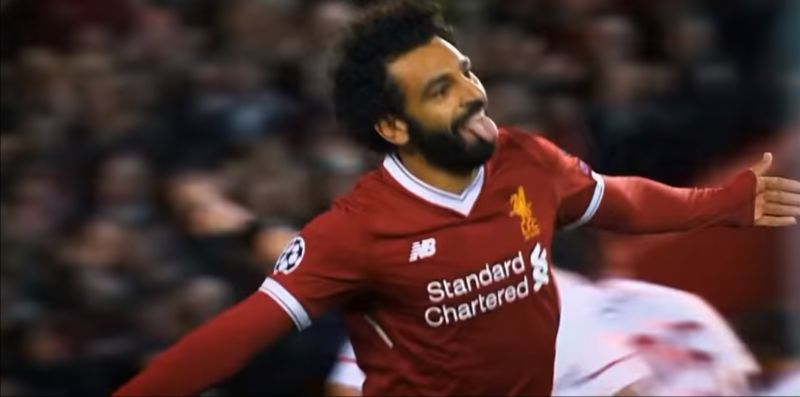 (Video) Mo Salah's 22 UCL goals for LFC – from Sevilla deflection to strange record-breaker