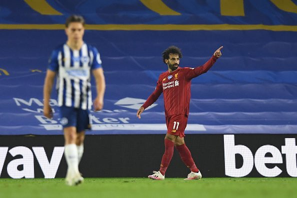 Egypt legend claims Salah should be treated better at LFC; says forward should be given captaincy