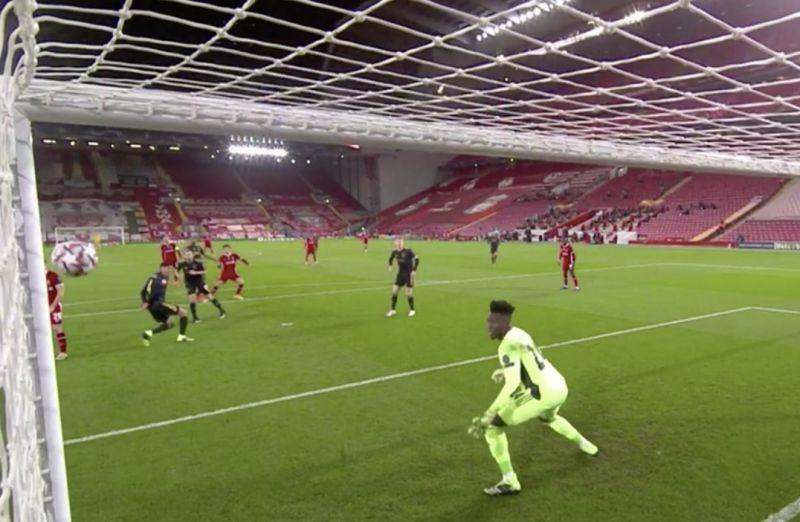 (Video) Curtis Jones tearing it up v Ajax: Goal; Woodwork; Skills; Pressing & more as LFC's no.17 announces himself to Europe