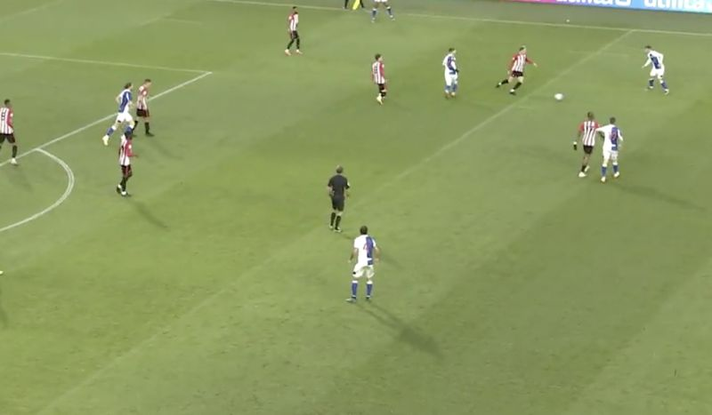 (Video) Harvey Elliott assisted a wonder-goal for Blackburn, to make it four for the season