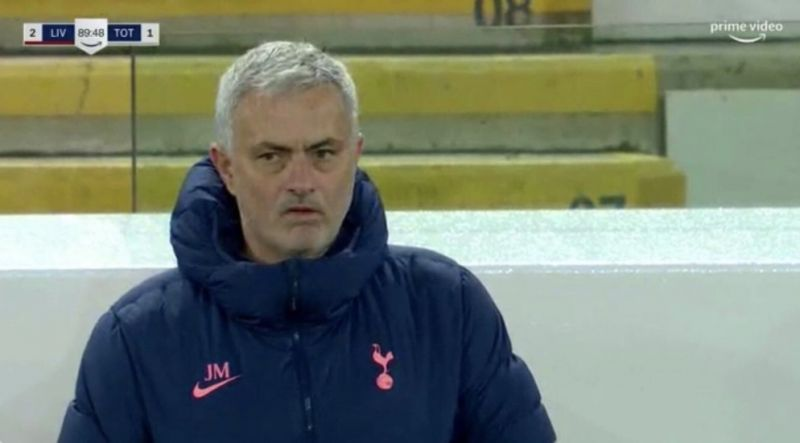 Trent Alexander-Arnold ruins Jose Mourinho on social media post-match