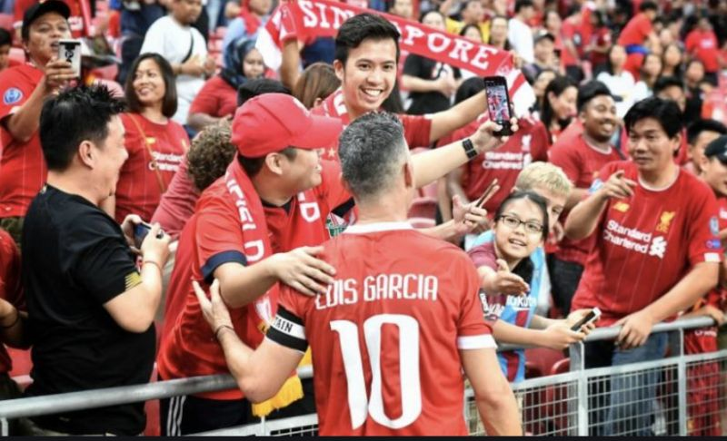 The Time has Come for Liverpool to Conquer Singapore's Premier League Fan Base