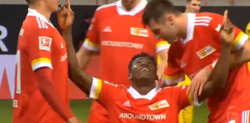 (Video) Taiwo Awoniyi nets fourth goal in six games to beat Dortmund