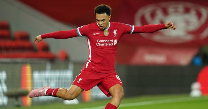 (Image) Confirmed Liverpool team news as Trent and Keita return for the Reds