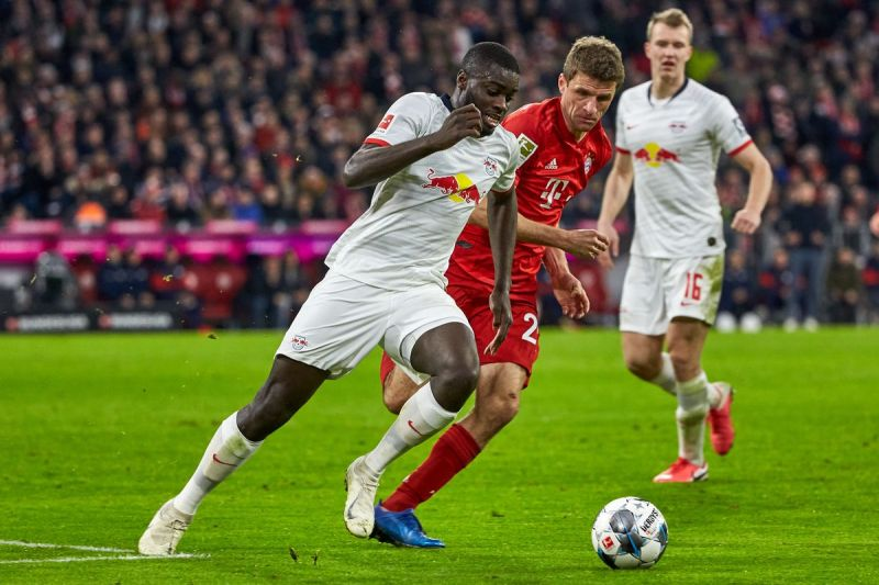 RB Leipzig dash out Liverpool's Upamecano hopes after ruling out early departure for star man – report
