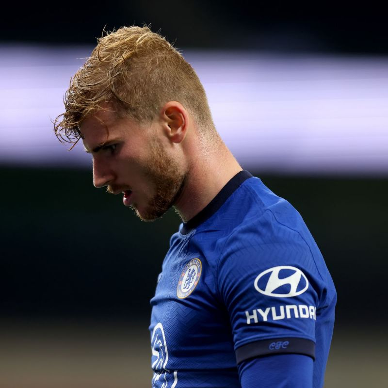 Relieved Liverpool fans tweet reactions to Timo Werner howler