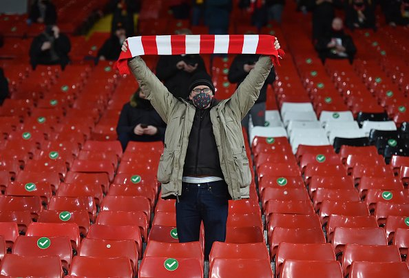 Wild statistic shows Liverpool & Everton have missed fans more than most