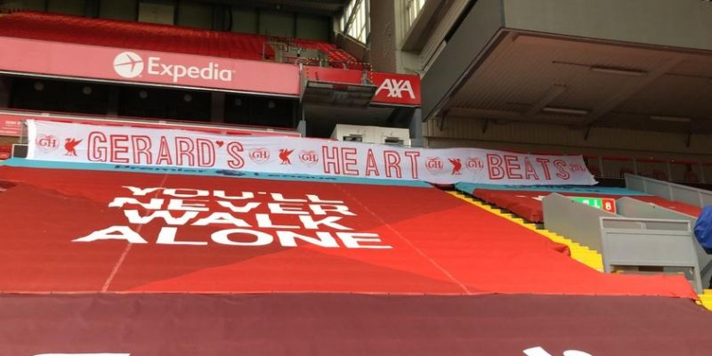 (Image) LFC reveal touching Gerard Houllier tribute at Anfield