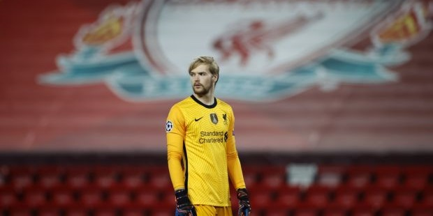 Liverpool Academy graduate stopped Caoimhín Kelleher from joining Manchester United