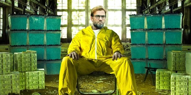 (Video) Someone has edited Jurgen Klopp into Breaking Bad and it's brilliant, a must-watch