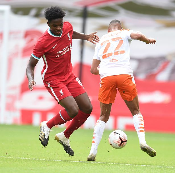 U18 sub today suggests 'pre-arranged' plan for wonderkid to start v Midtjylland